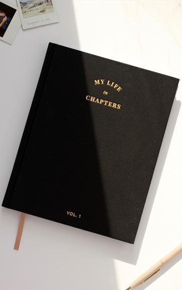 keepsake book
